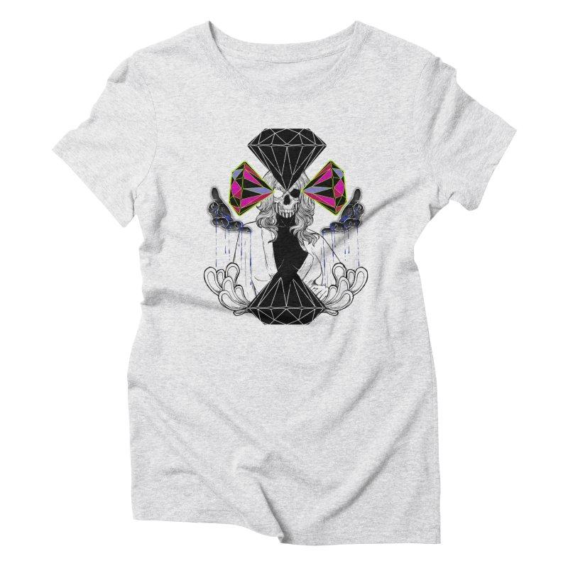 D$D Women's Triblend T-shirt by QIMSTUDIO's Artist Shop