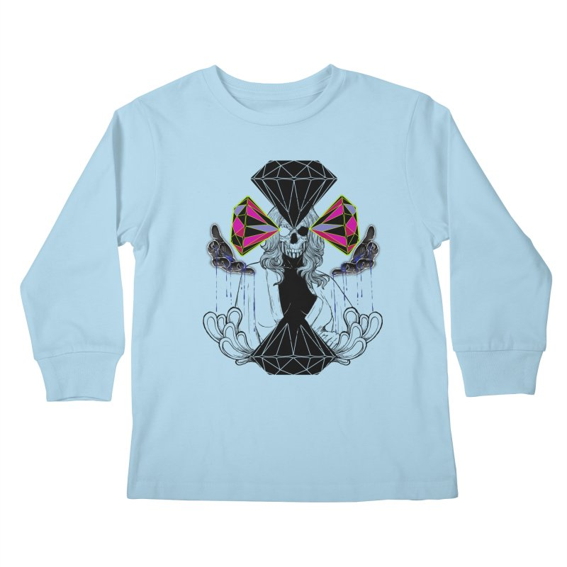 D$D Kids Longsleeve T-Shirt by QIMSTUDIO's Artist Shop