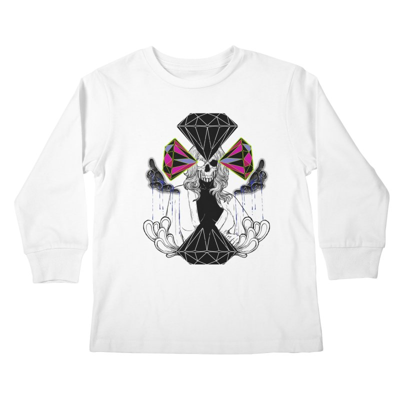 D$D Kids Longsleeve T-Shirt by QIMSTUDIO's Artist Shop