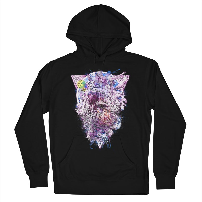 Free Your Mind Men's Pullover Hoody by QIMSTUDIO's Artist Shop
