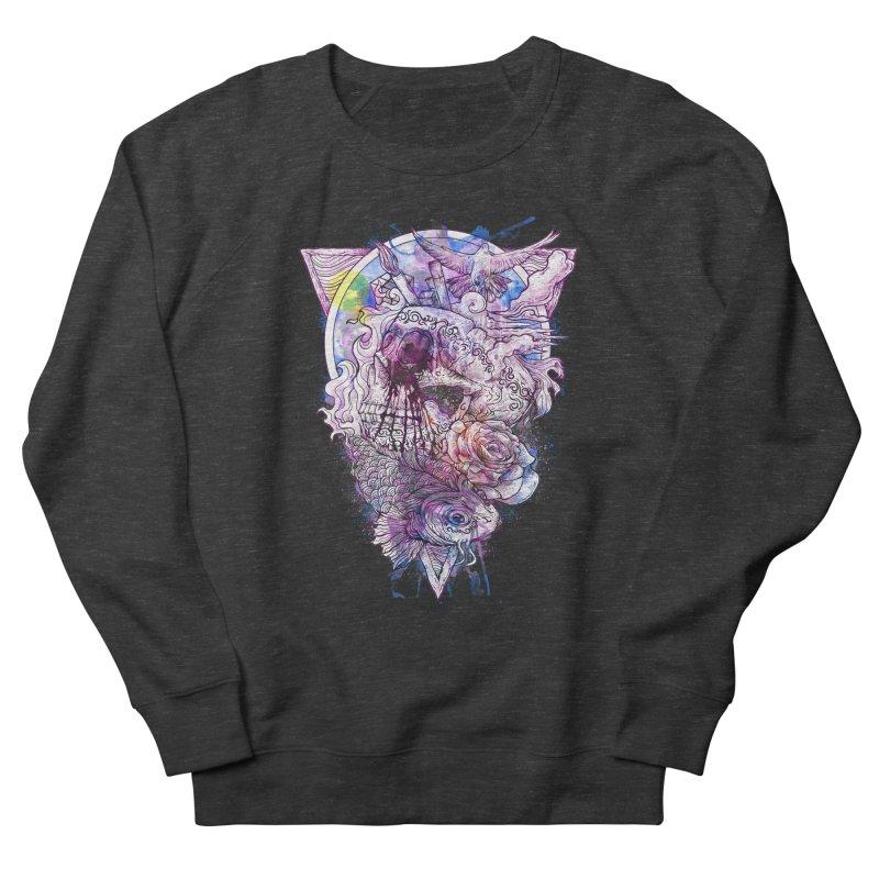 Free Your Mind Men's Sweatshirt by QIMSTUDIO's Artist Shop