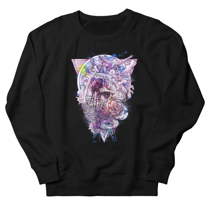 Free Your Mind Men's Sweatshirt by QIMSTUDIO's Artist Shop