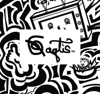The Qaqtis Online Shop Logo