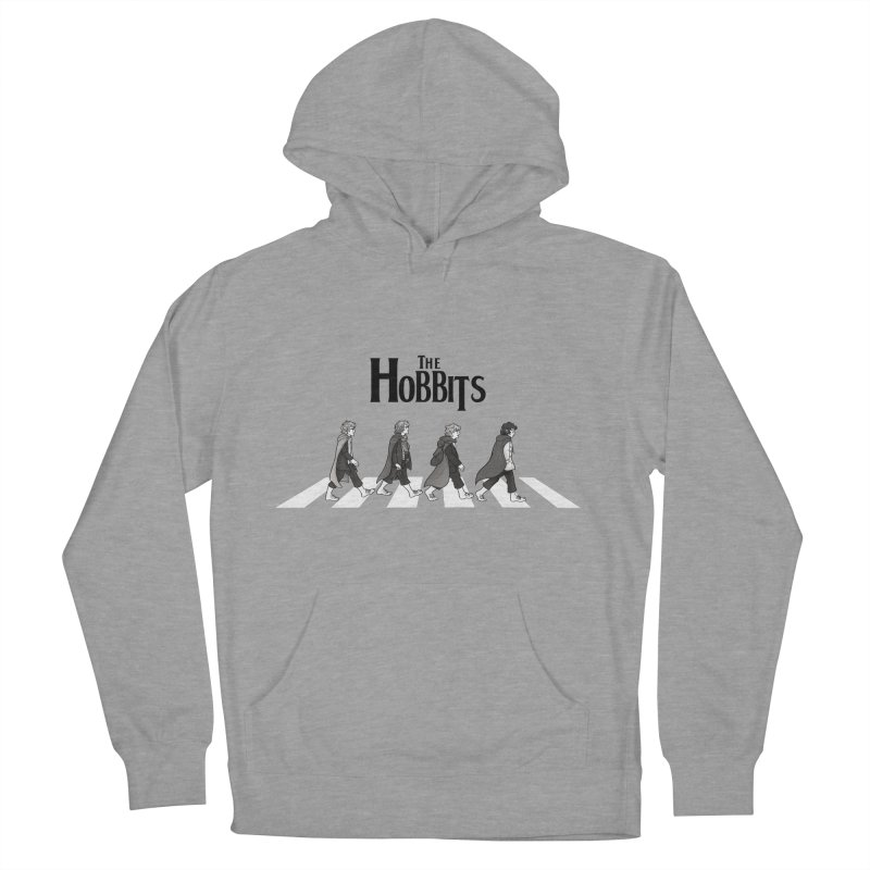 Hobbit Road Women's Pullover Hoody by Vanessa Stefaniuk's artist shop