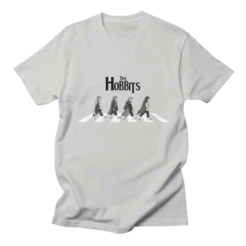 Hobbit Road Men's T-shirt by Vanessa Stefaniuk's artist shop