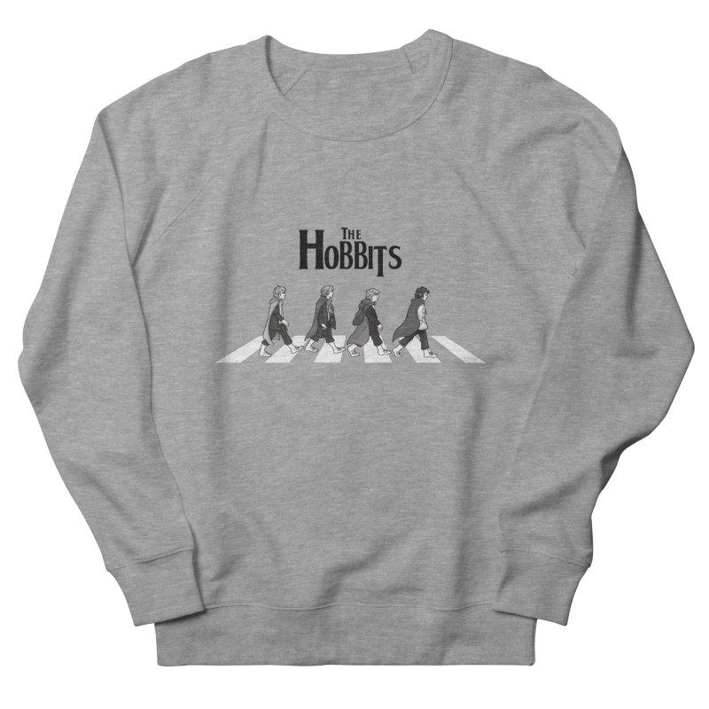 Hobbit Road Women's Sweatshirt by Vanessa Stefaniuk's artist shop