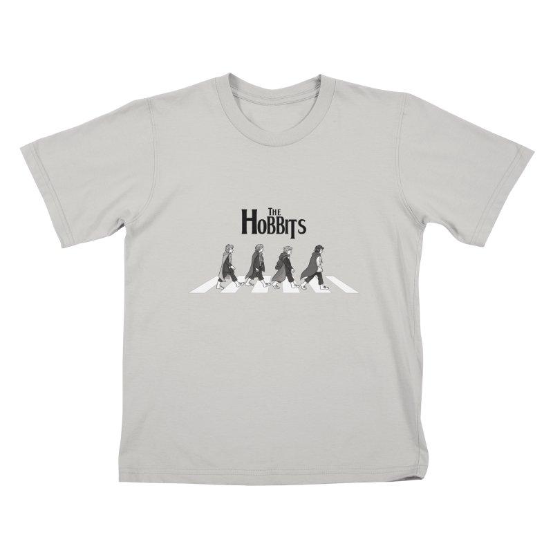 Hobbit Road Kids T-Shirt by Vanessa Stefaniuk's artist shop
