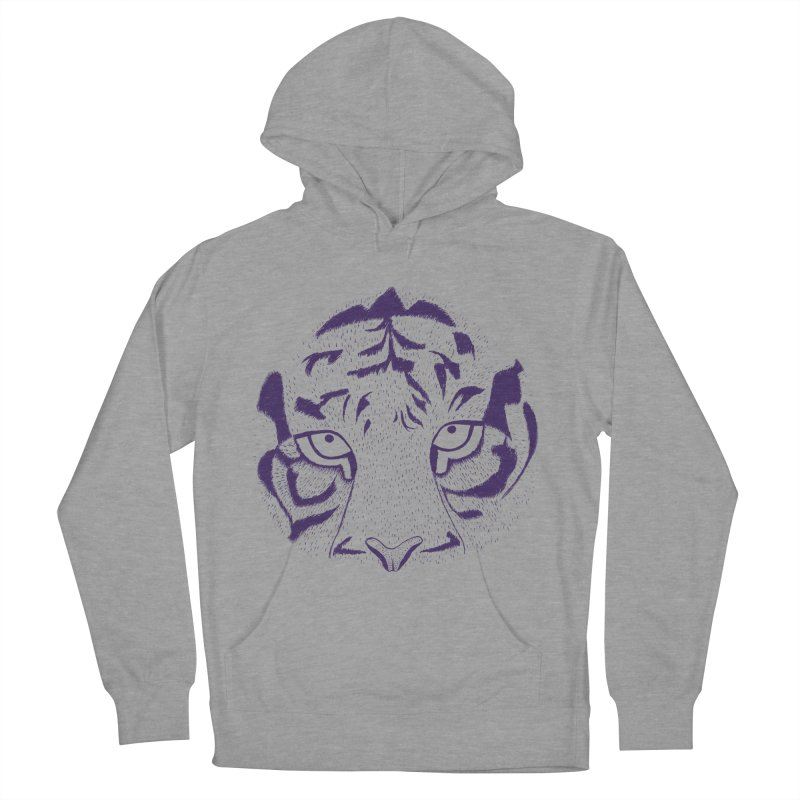 Tiger Men's Pullover Hoody by RAIDORETTE's Shop