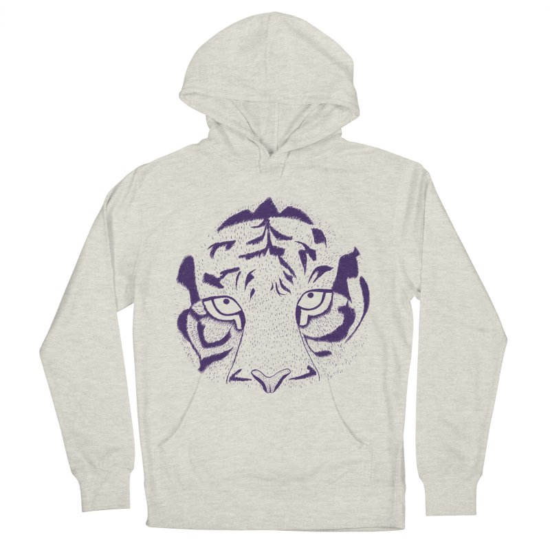 Tiger Men's Pullover Hoody by RAIDORETTE's Shop