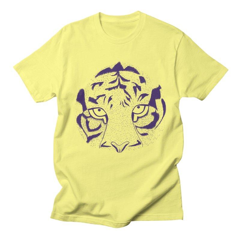 Tiger Men's T-shirt by RAIDORETTE's Shop