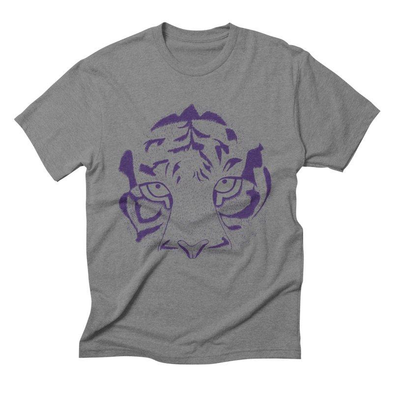 Tiger Men's Triblend T-shirt by RAIDORETTE's Shop