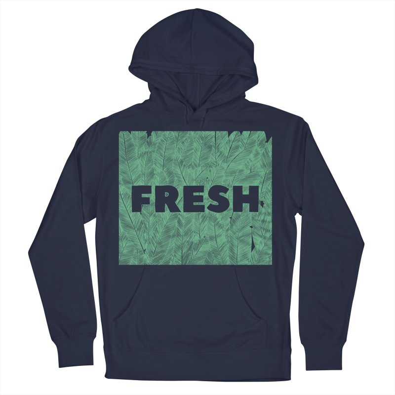 Fresh Men's Pullover Hoody by RAIDORETTE's Shop
