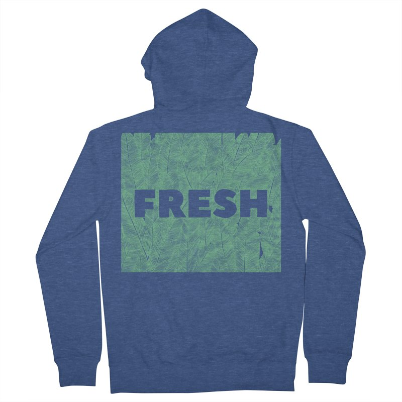 Fresh Women's Zip-Up Hoody by RAIDORETTE's Shop