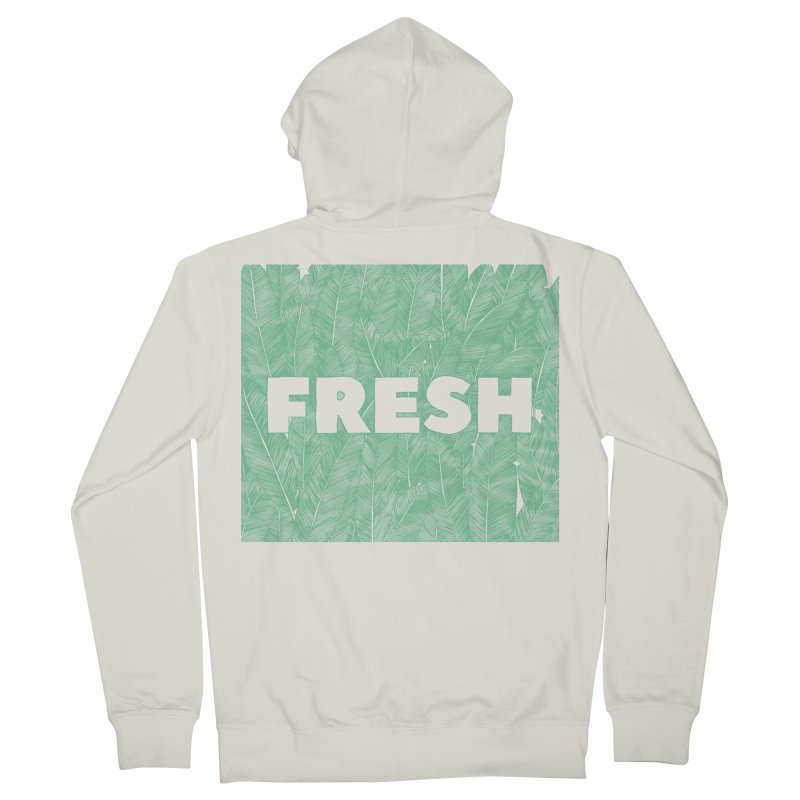 Fresh Women's Zip-Up Hoody by RAIDORETTE's Shop