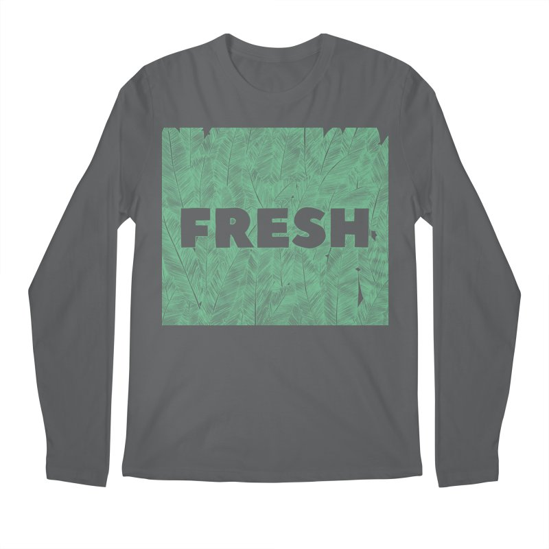 Fresh Men's Longsleeve T-Shirt by RAIDORETTE's Shop