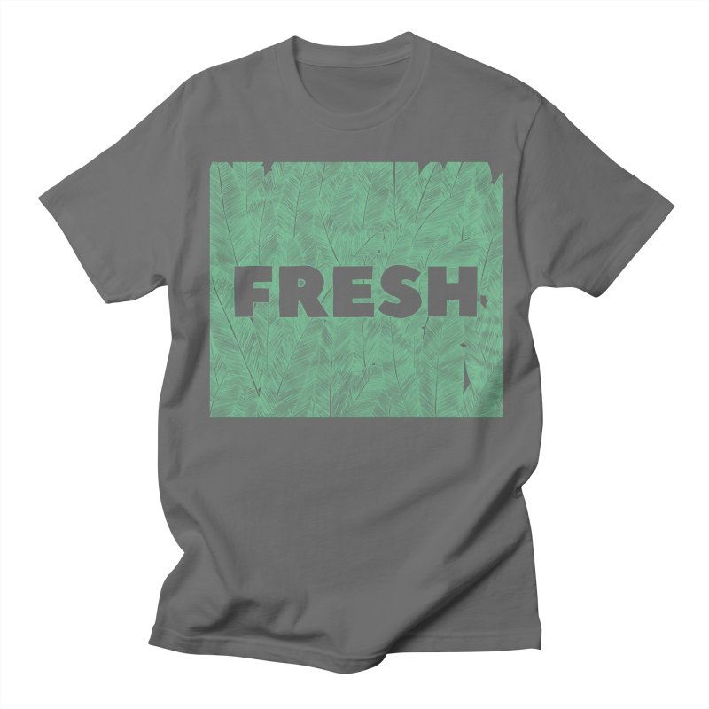 Fresh Men's T-shirt by RAIDORETTE's Shop