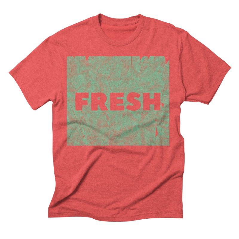 Fresh Men's Triblend T-shirt by RAIDORETTE's Shop