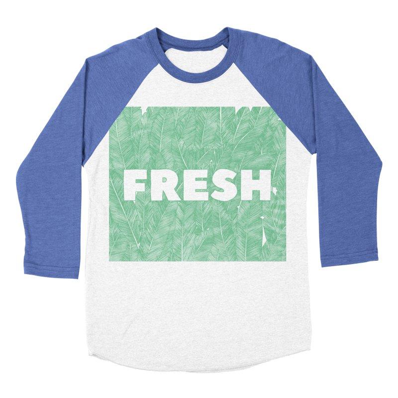 Fresh Women's Baseball Triblend T-Shirt by RAIDORETTE's Shop