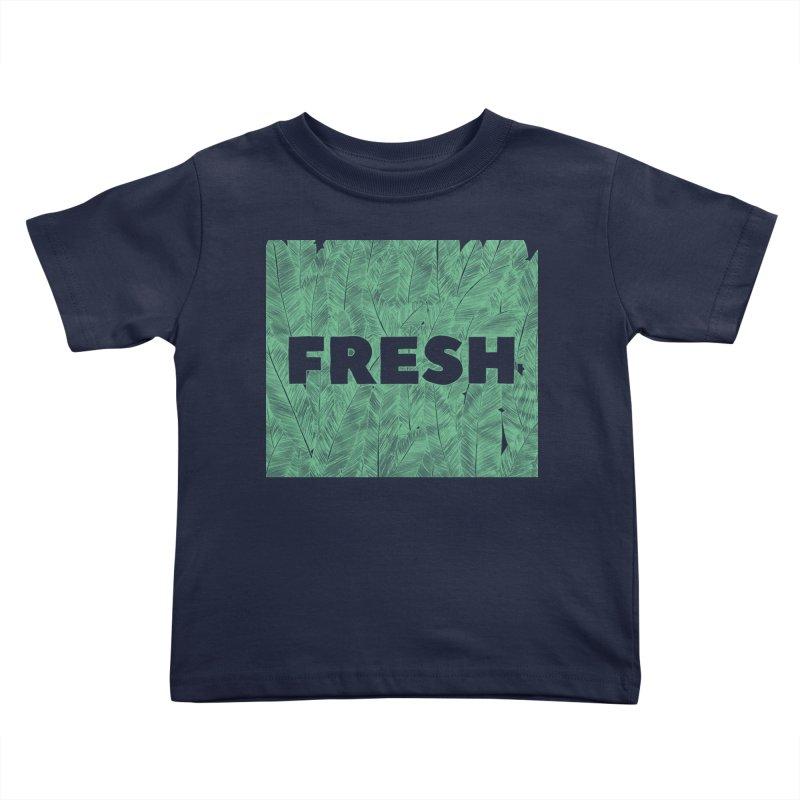 Fresh Kids Toddler T-Shirt by RAIDORETTE's Shop