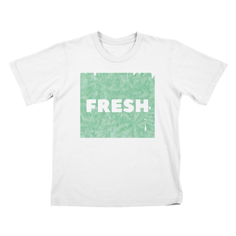 Fresh Kids T-shirt by RAIDORETTE's Shop