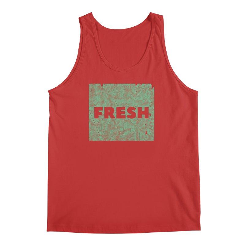 Fresh Men's Tank by RAIDORETTE's Shop