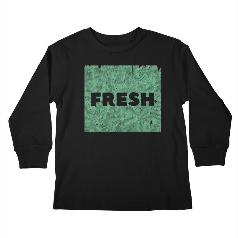 Fresh Kids Longsleeve T-Shirt by RAIDORETTE's Shop