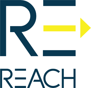 REACHINC's Artist Shop Logo