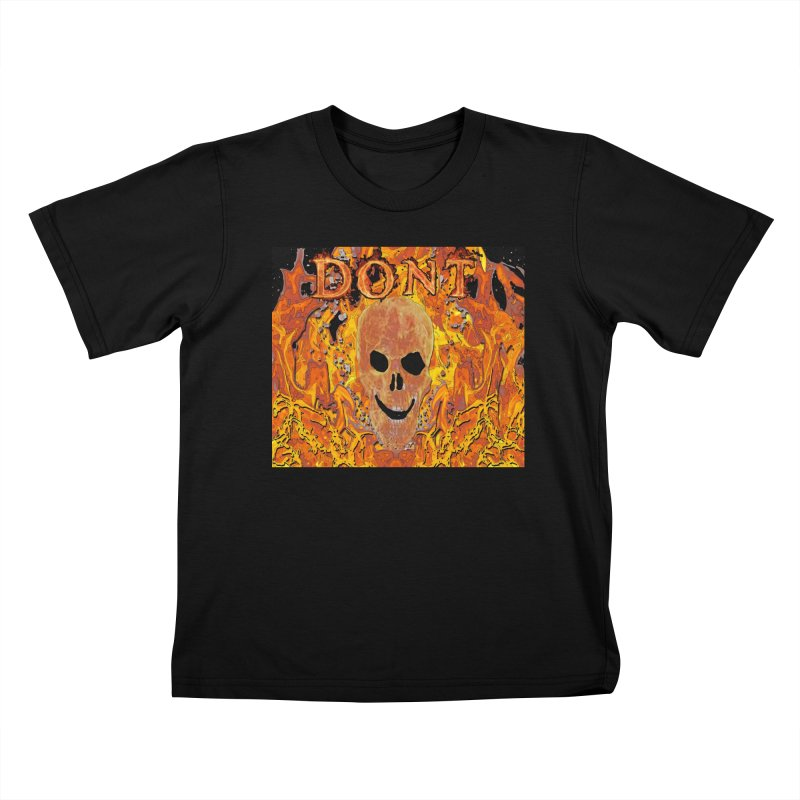Don't Kids T-Shirt by RLGarts's Artist Shop