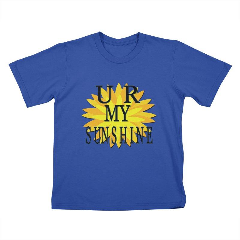 My Sunshine Kids T-Shirt by RLGarts's Artist Shop