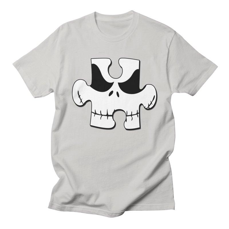 Au-some nightmare Men's Regular T-Shirt by RLGarts's Artist Shop