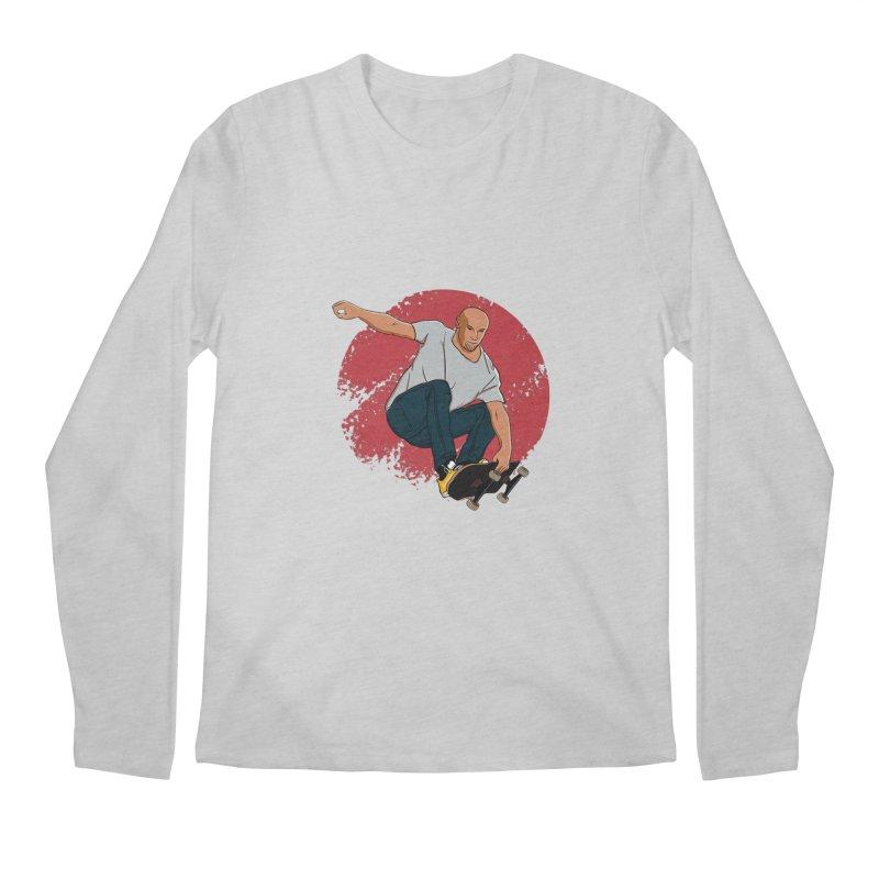 Thanos enjoy his Summer Men's Regular Longsleeve T-Shirt by RLLBCK Clothing Co.
