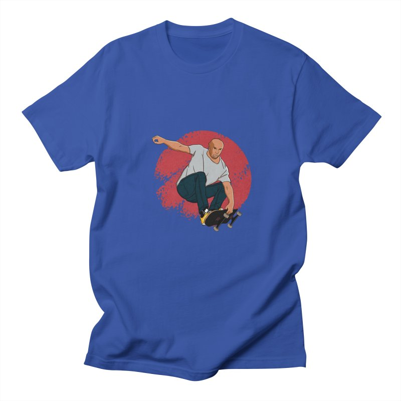Thanos enjoy his Summer Women's Regular Unisex T-Shirt by RLLBCK Clothing Co.