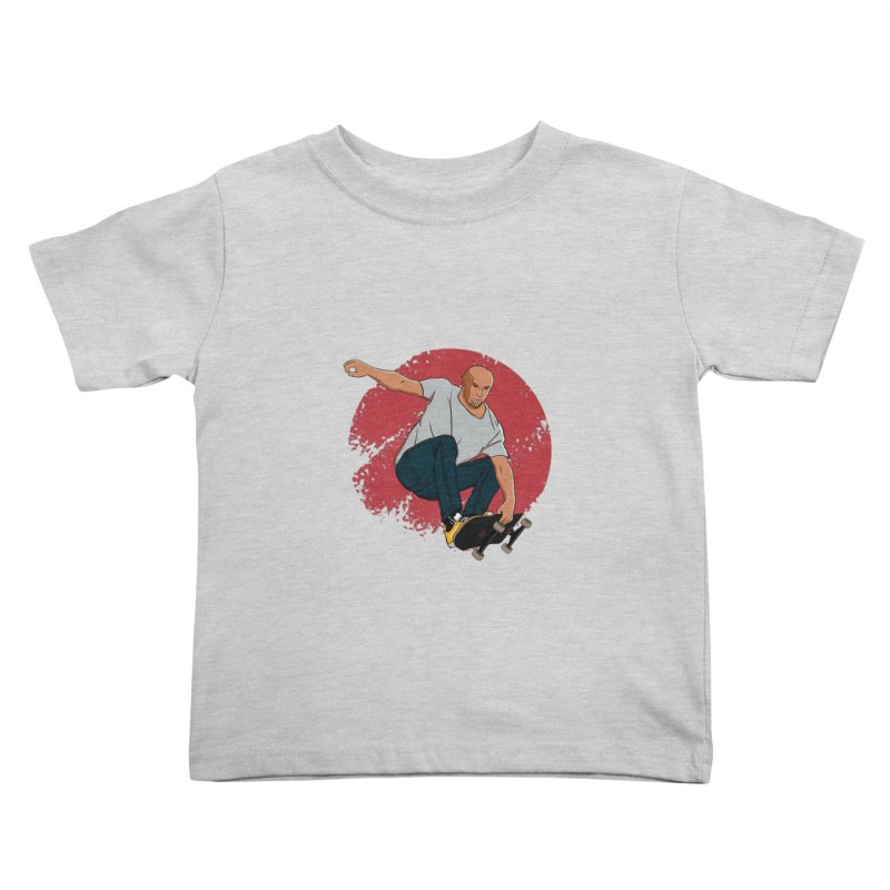 Thanos enjoy his Summer Kids Toddler T-Shirt by RLLBCK Clothing Co.