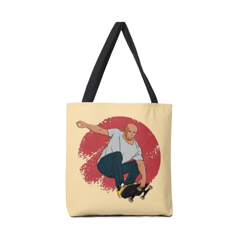 Thanos enjoy his Summer Accessories Tote Bag Bag by RLLBCK Clothing Co.