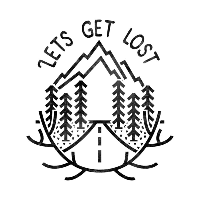 Lets get Lost by RLLBCK Clothing Co.