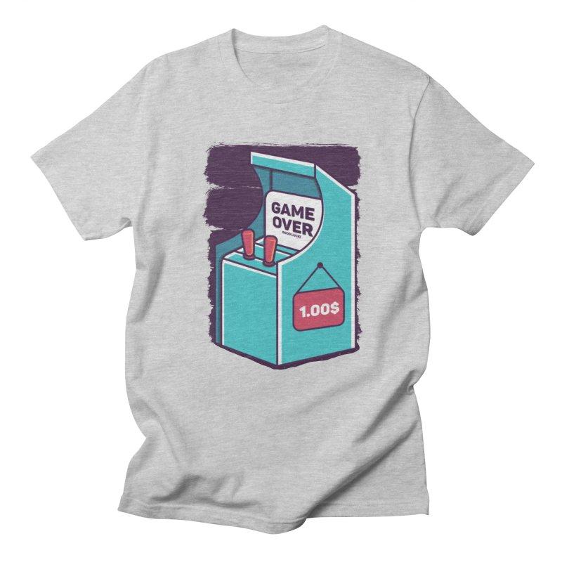 Game Machine Women's Regular Unisex T-Shirt by RLLBCK Clothing Co.