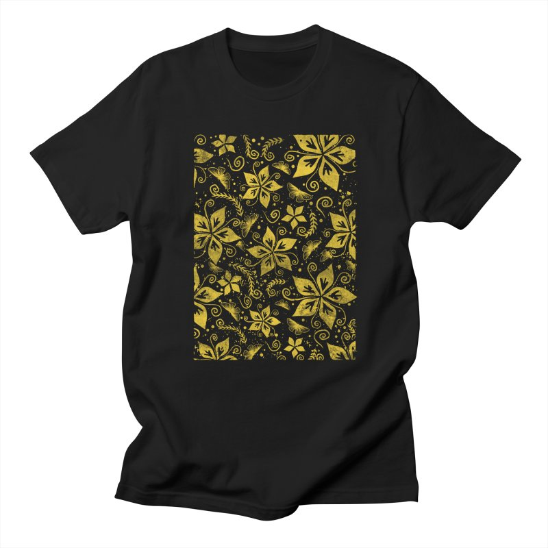 Batik Women's Regular Unisex T-Shirt by RLLBCK Clothing Co.