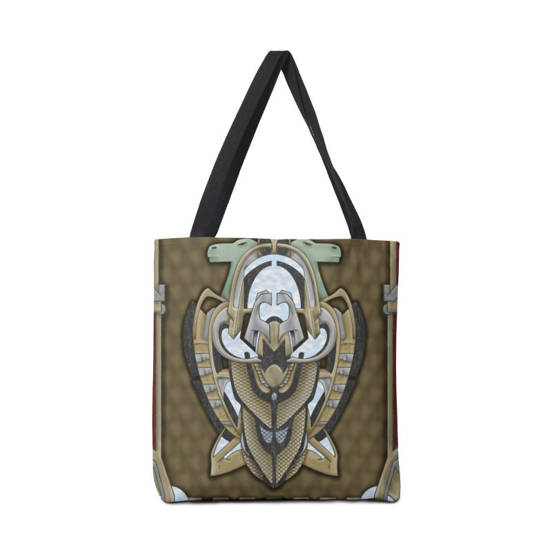 Claddagh Hawk - Celtic Inspired Art Deco Accessories Bag by RML Studios: The Art & Design of Ryan Livingston