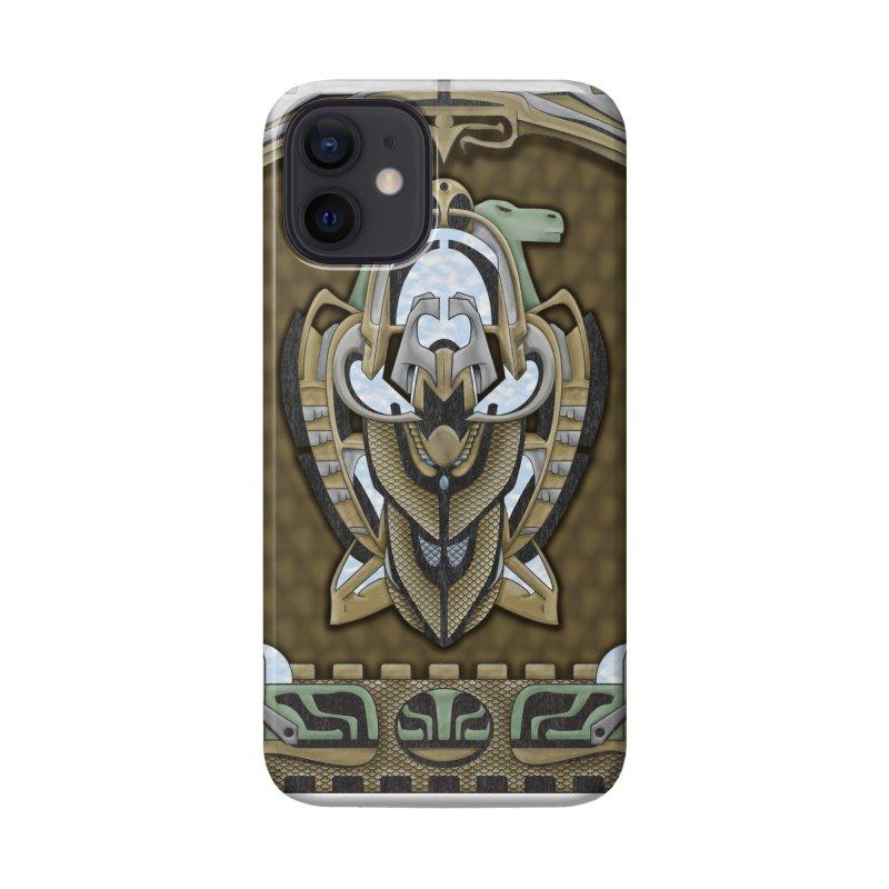 Claddagh Hawk - Celtic Inspired Art Deco Accessories Phone Case by RML Studios: The Art & Design of Ryan Livingston