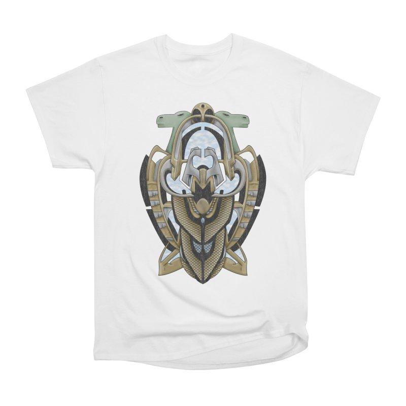 Claddagh Hawk - Celtic Inspired Art Deco Women's T-Shirt by RML Studios: The Art & Design of Ryan Livingston