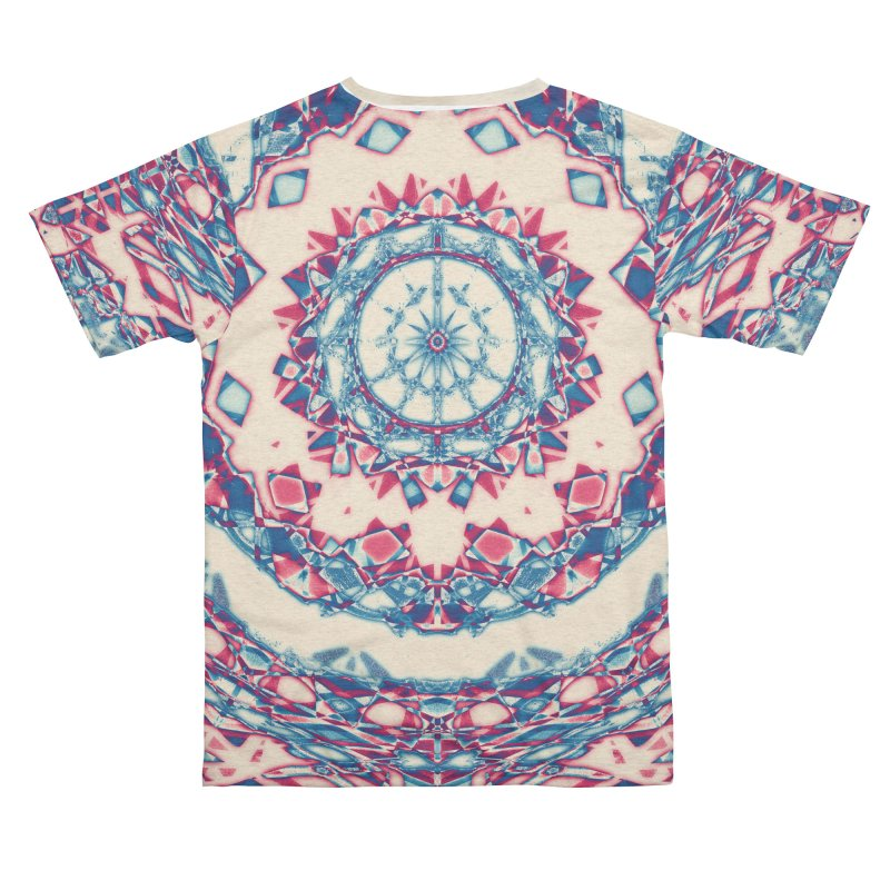 Dutchesque Mandala - Pastel Abstract Boho Design Men's Cut & Sew by RML Studios: The Art & Design of Ryan Livingston