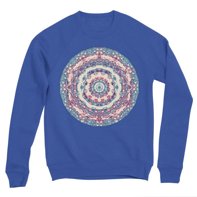 Dutchesque Mandala - Pastel Abstract Boho Design Women's Sweatshirt by RML Studios: The Art & Design of Ryan Livingston