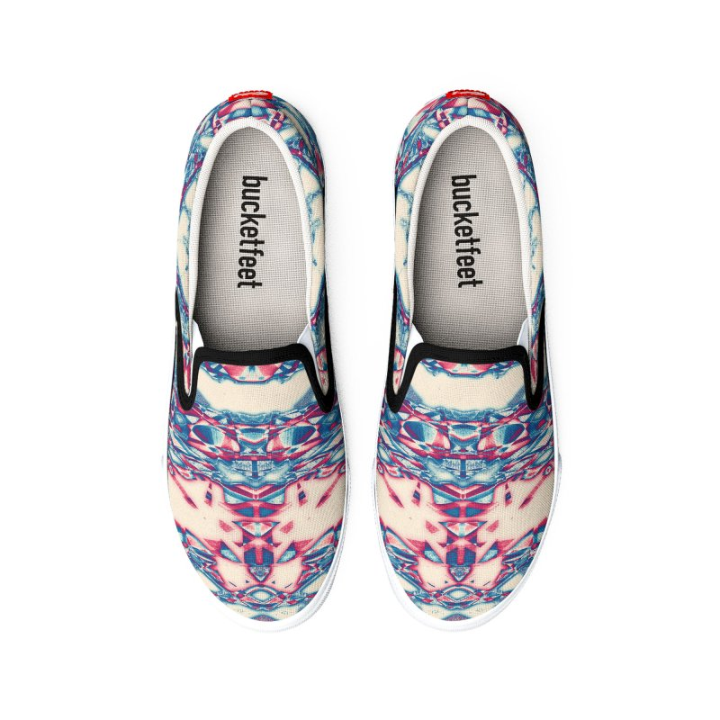 Dutchesque Mandala - Pastel Abstract Boho Design Women's Shoes by RML Studios: The Art & Design of Ryan Livingston