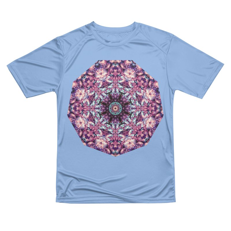 Bioluminescence II - Alien Abstract Mandala Women's T-Shirt by RML Studios: The Art & Design of Ryan Livingston