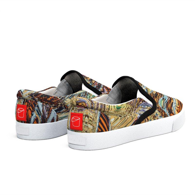 Scramble Men's Shoes by RML Studios: The Art & Design of Ryan Livingston