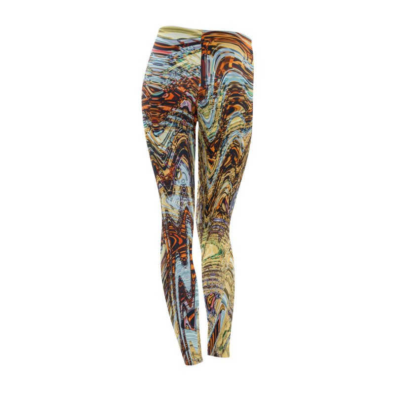 Scramble Women's Bottoms by RML Studios: The Art & Design of Ryan Livingston