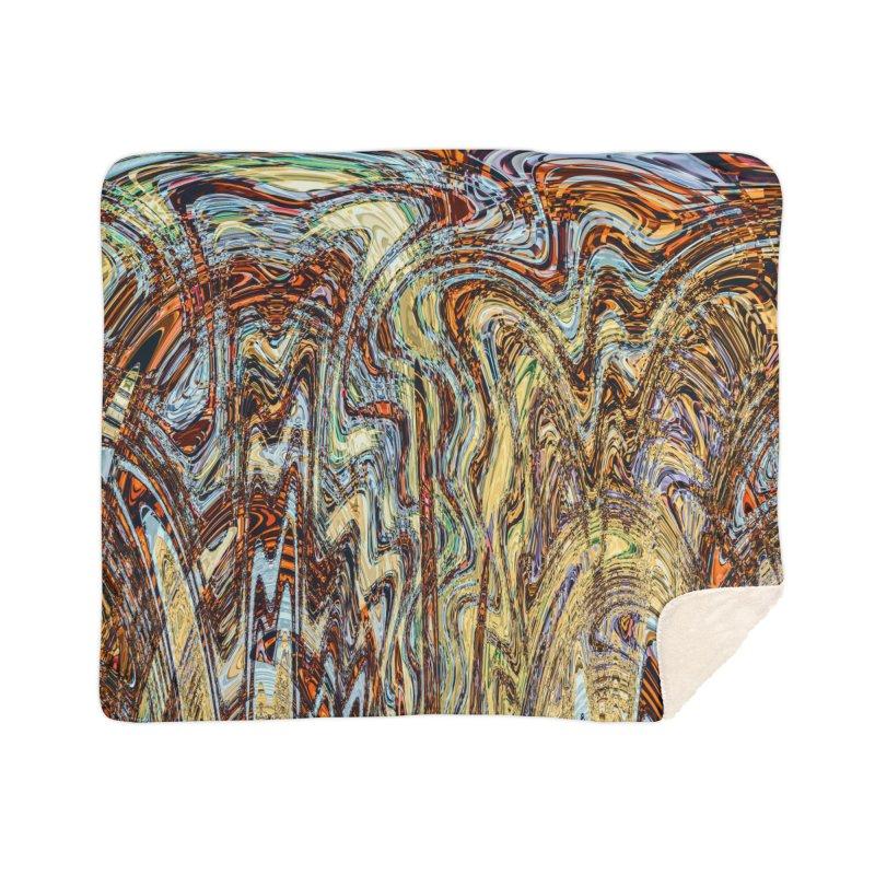 Scramble Home Blanket by RML Studios: The Art & Design of Ryan Livingston