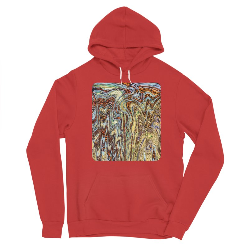 Scramble Women's Pullover Hoody by RML Studios: The Art & Design of Ryan Livingston