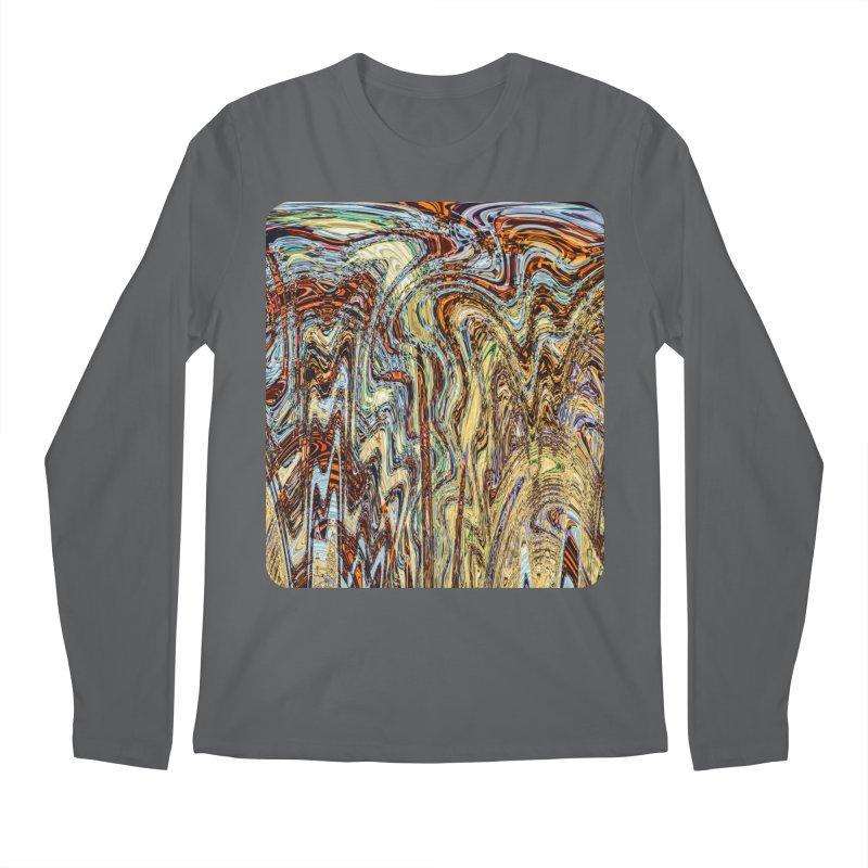 Scramble Men's Longsleeve T-Shirt by RML Studios: The Art & Design of Ryan Livingston