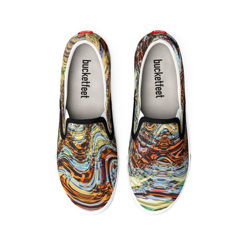 Scramble Women's Shoes by RML Studios: The Art & Design of Ryan Livingston